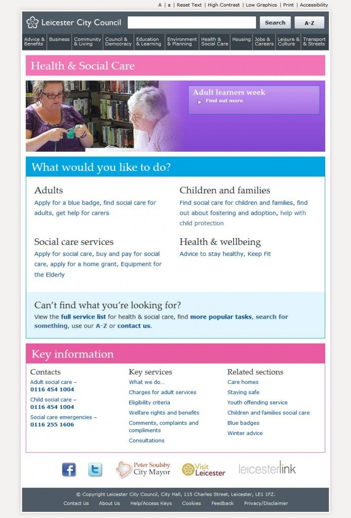 Health_&_Social_Care_-_Leicester_City_Council_-_2015-03-19_14.11.51